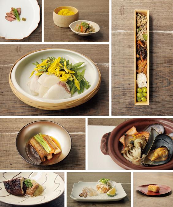 FOOD NIPPON 2015〈秋〉特別ディナーコース