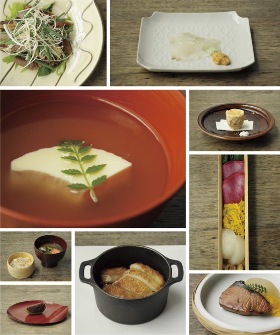 FOOD NIPPON 2015〈冬〉特別ディナーコース