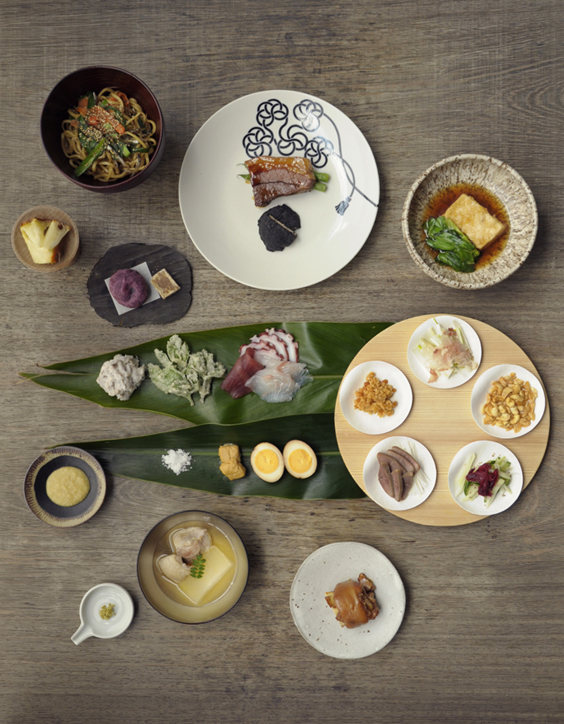 FOOD NIPPON 2016〈春〉「奄美群島」 特別ディナーコース
